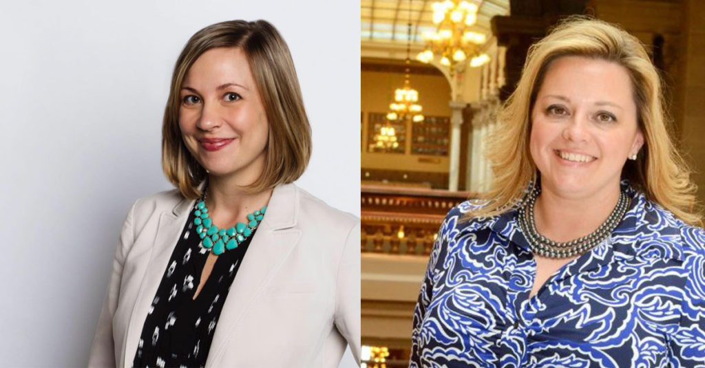 Nonprofit Connected By 25 adds Beth Bray and Heather Neal to its board.