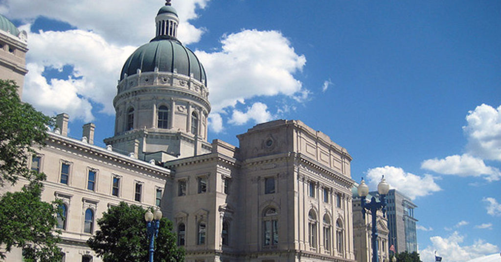 The Indiana General Assembly is close to passing bills that would help former foster youth.